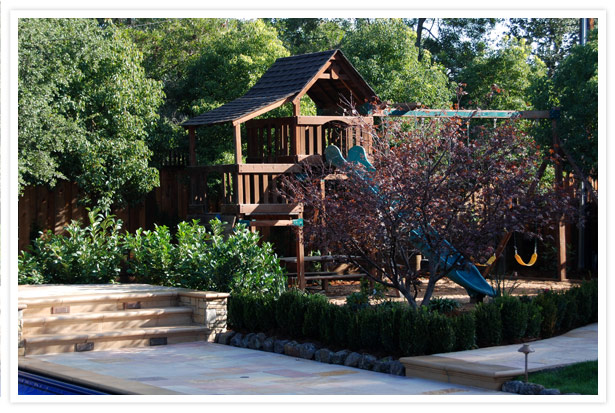 Garden Design - Los Altos, CA